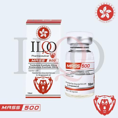 MASS 500 – ILQO PHARMA